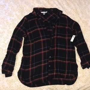 Old Navy Flannel Style Shirt